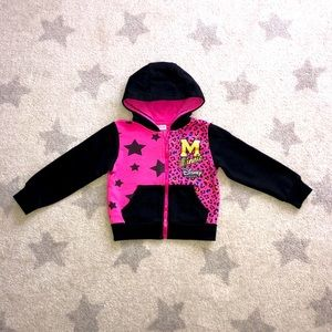 💖Disney💫zip up hoodie/sweatshirt for toddlers
